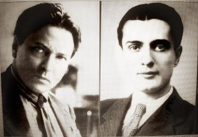 George Enescu și Dinu Lipatti